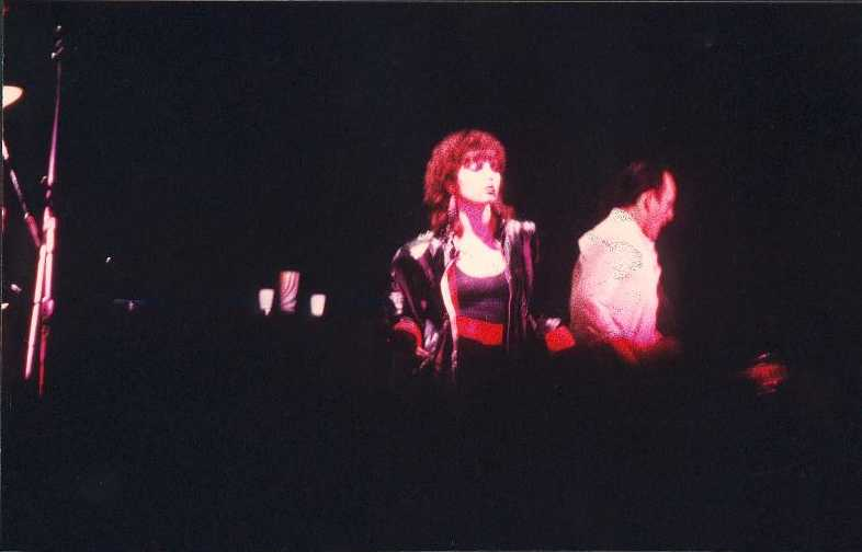 pat benatar s concert in grenoble 1983